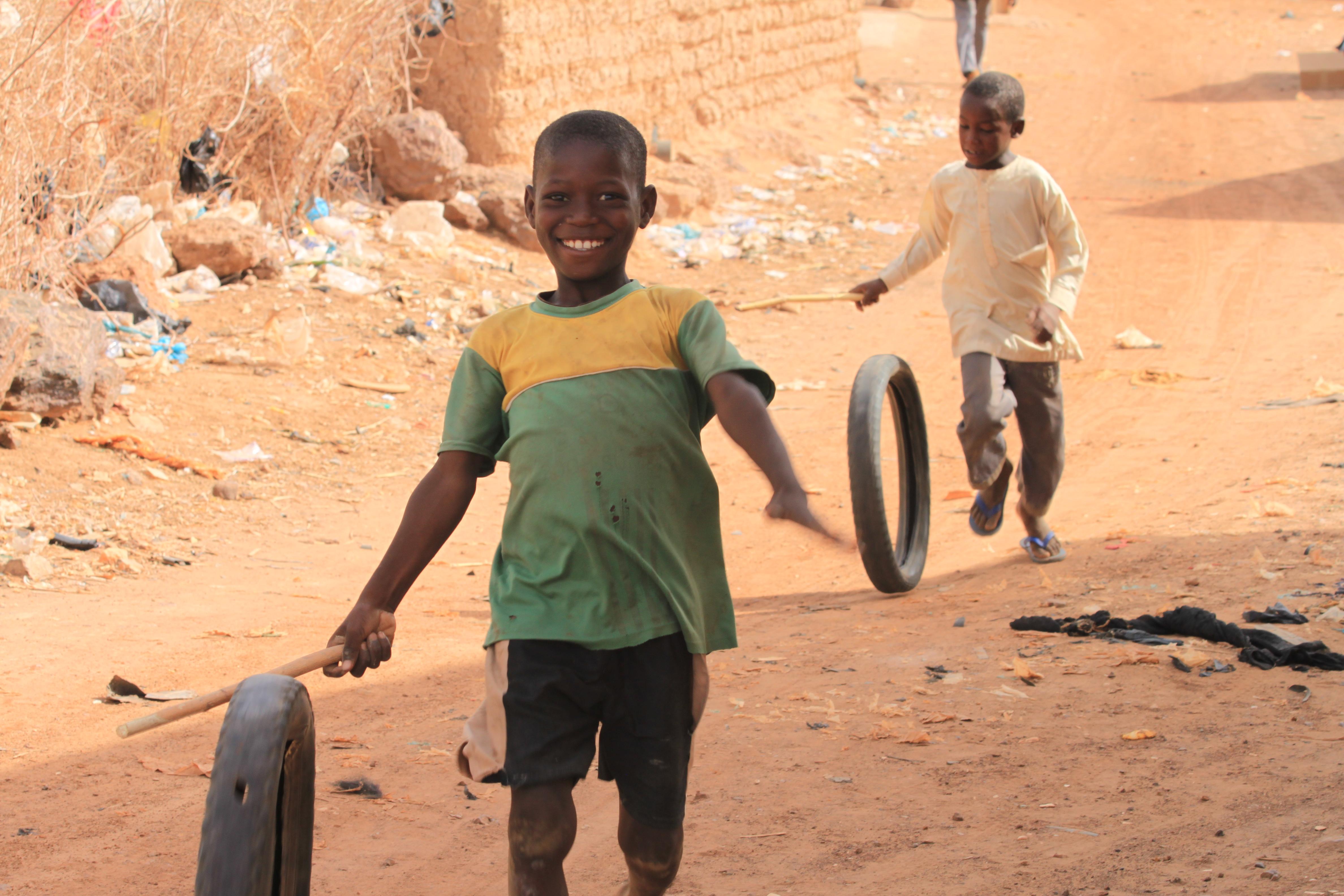 niger, children, kids
