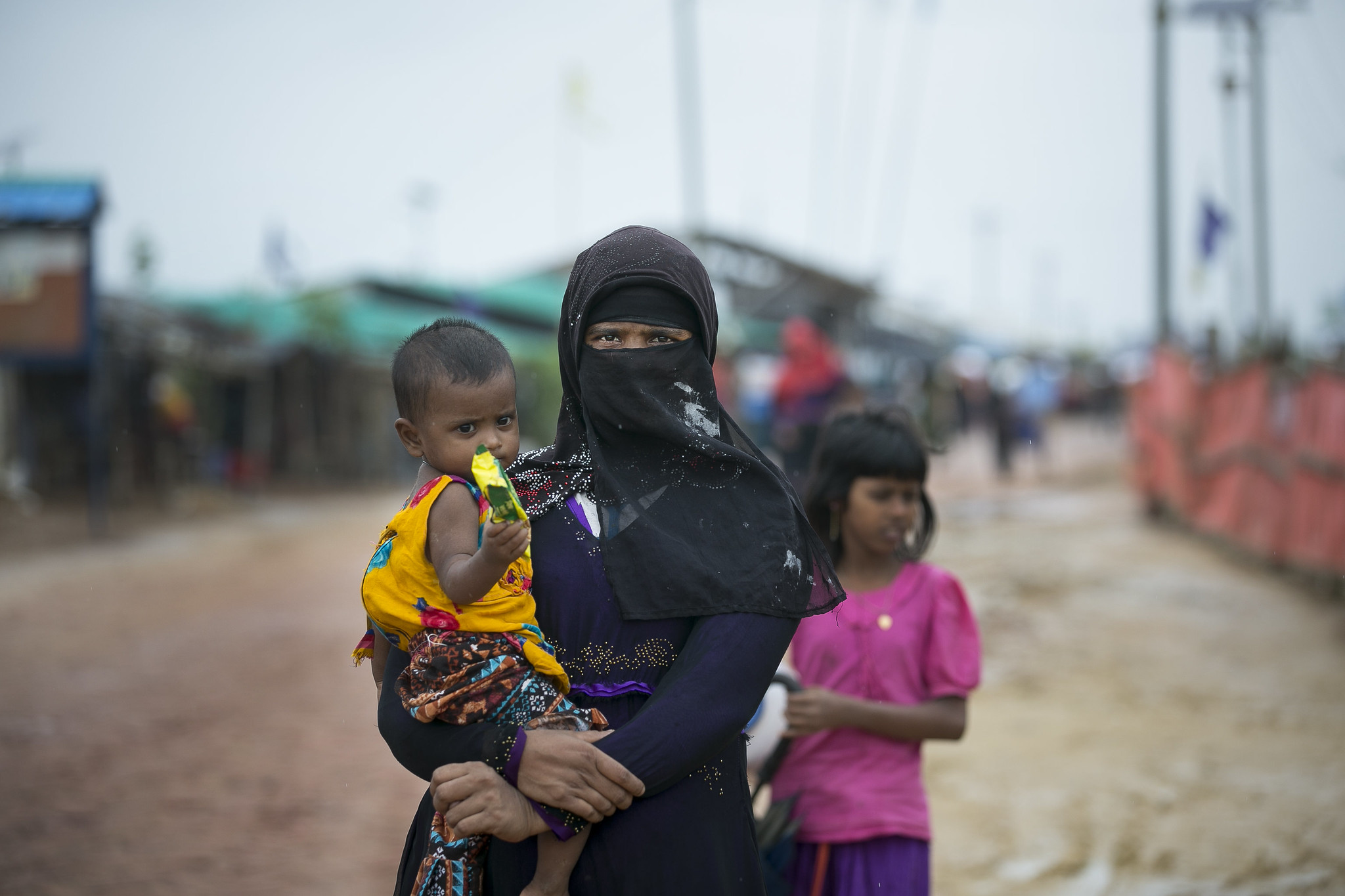Diplomats raise Rohingya crisis in virtual UN talks