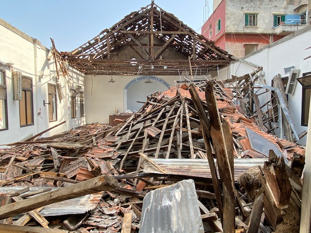 Beirut churches sow hope as resilient Lebanese recover