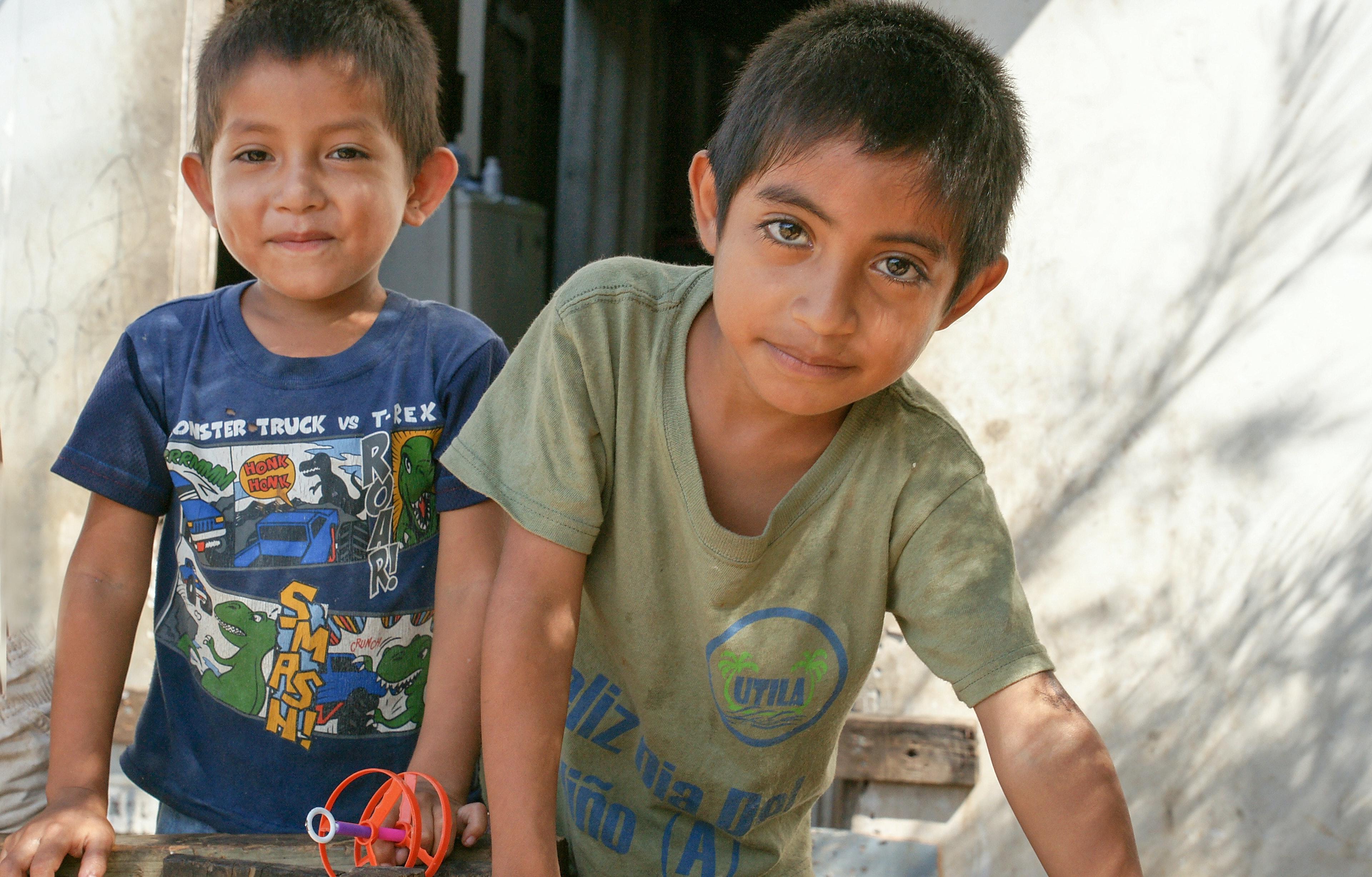 Honduras, kids