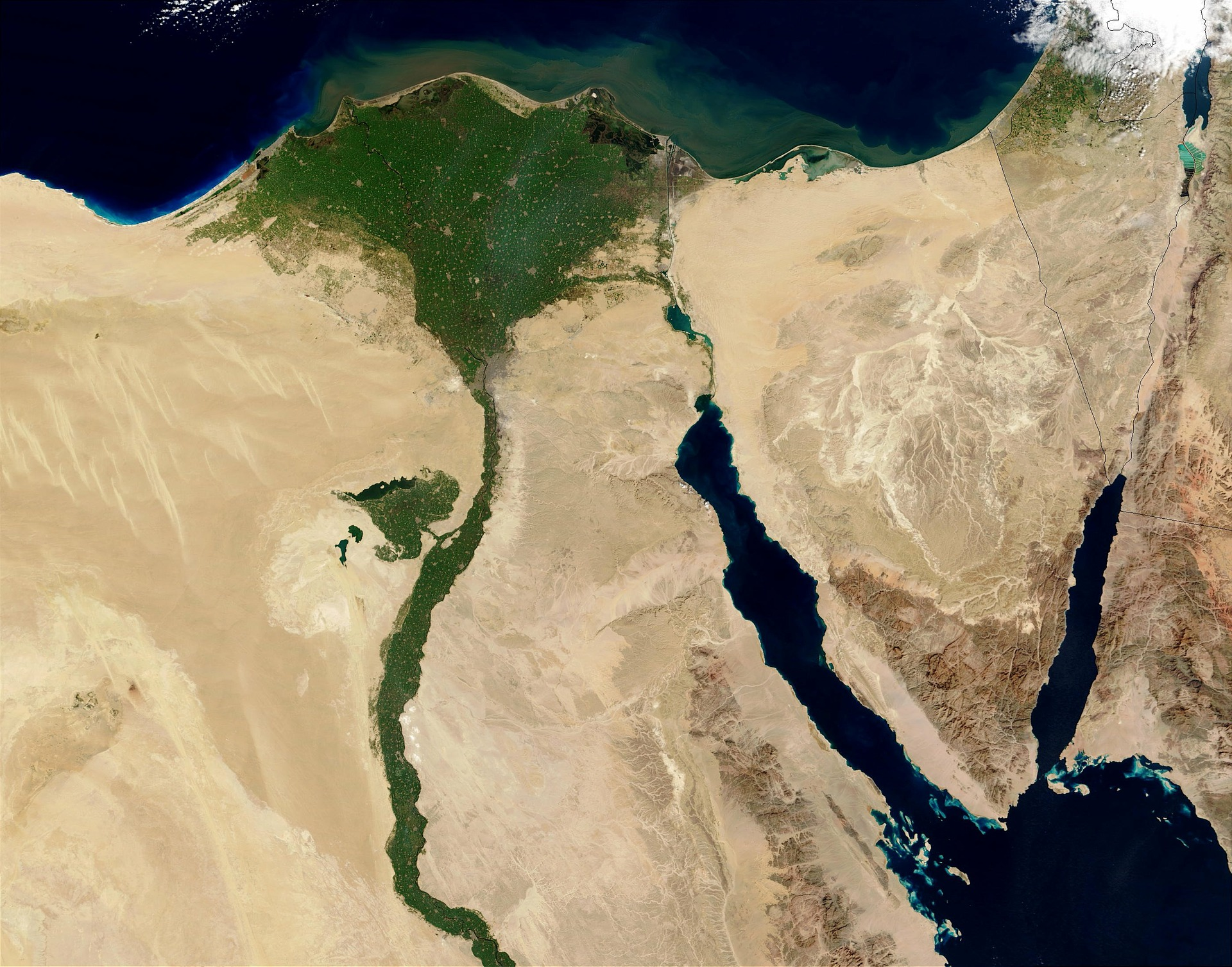 Sudan Sees Worst Nile Flooding in Over a Century