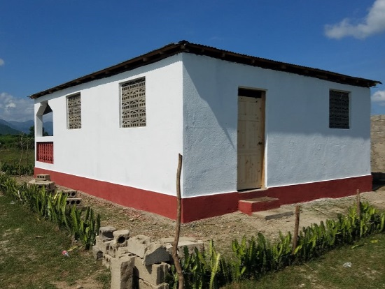 For Haiti With Love's Tiny Homes Provide Housing Solution for Haitian Single Mothers