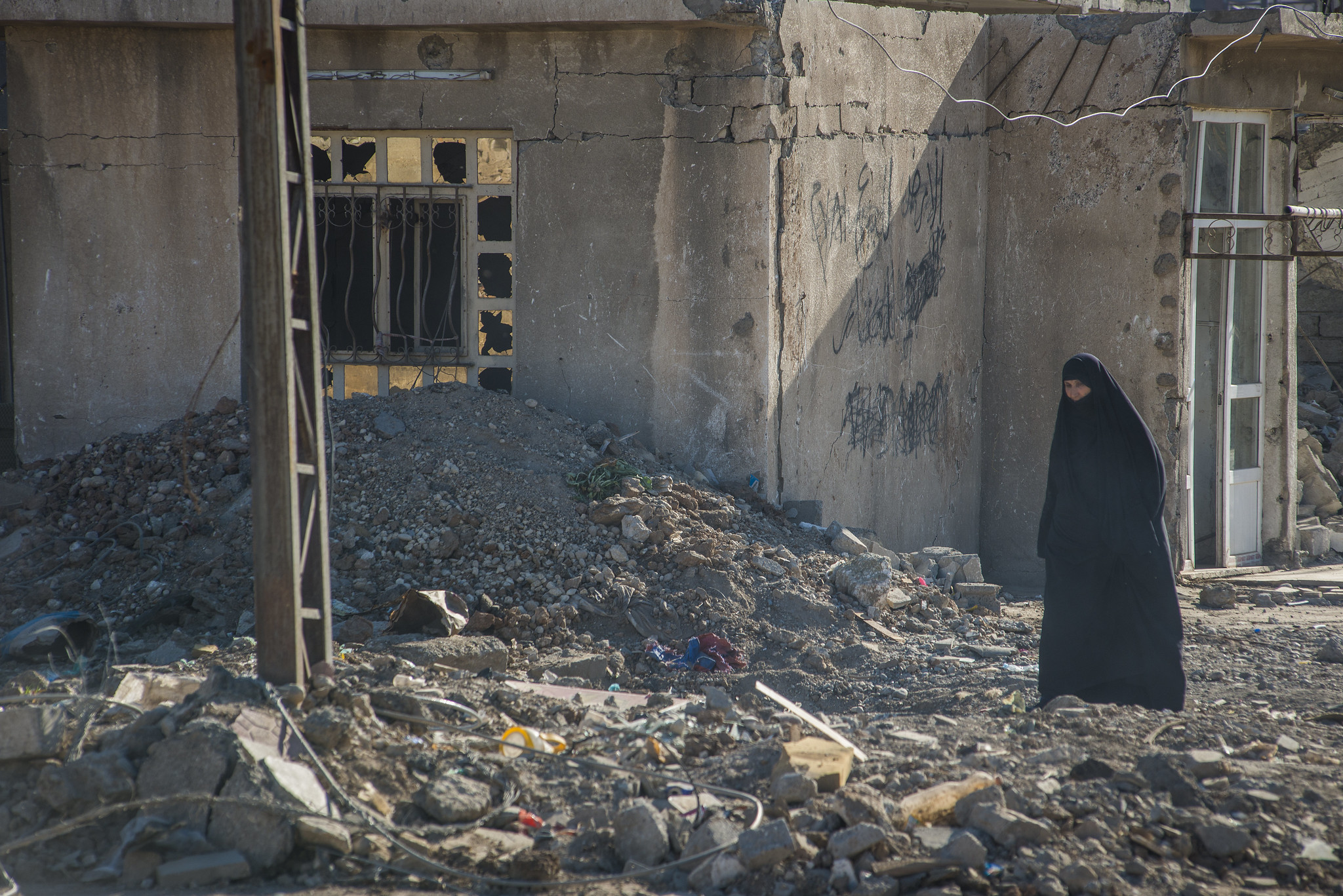 Ensuring safety for Iraq's minorities: a complicated process