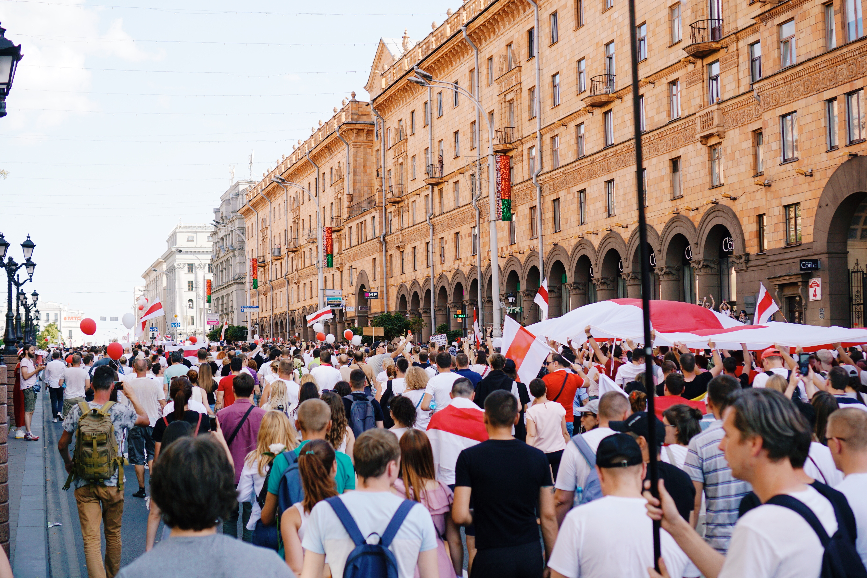 Belarus Seized by National Strike