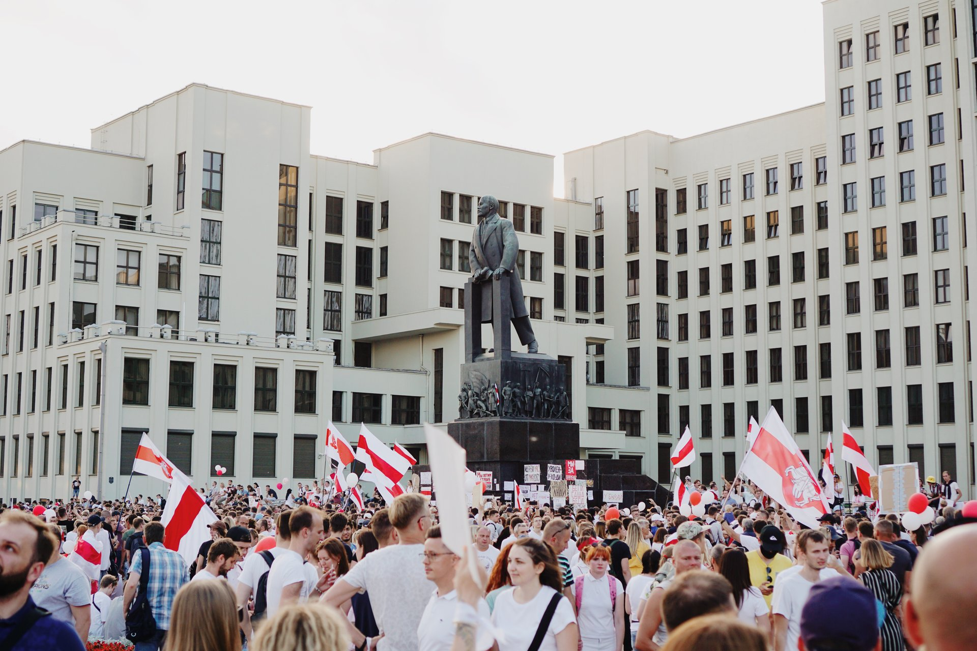 UK and Canada impose sanctions on Belarus President Lukashenko