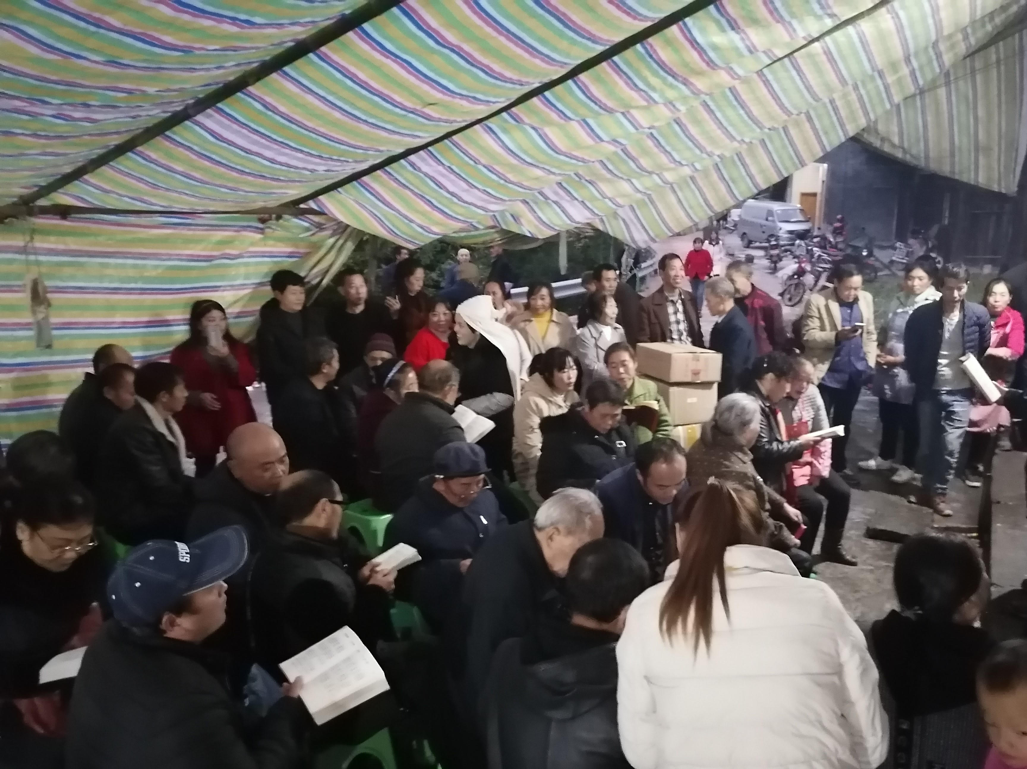 U.S.-China squabbles obscure Chinese Christians