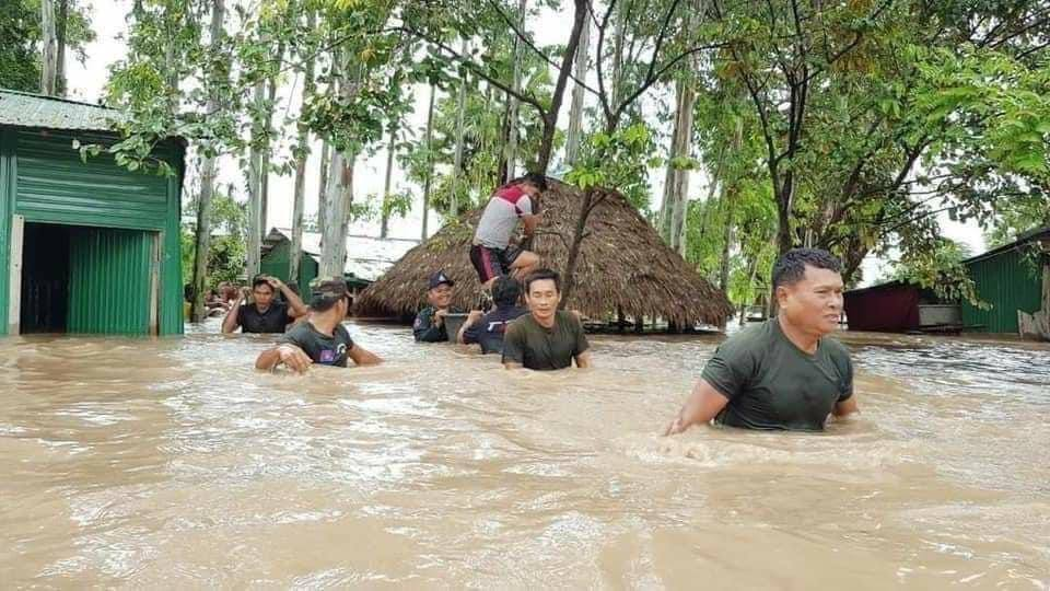 World Mission Sends Basic Survival Necessities to Cambodia Flooding Leaves Thousands in Need