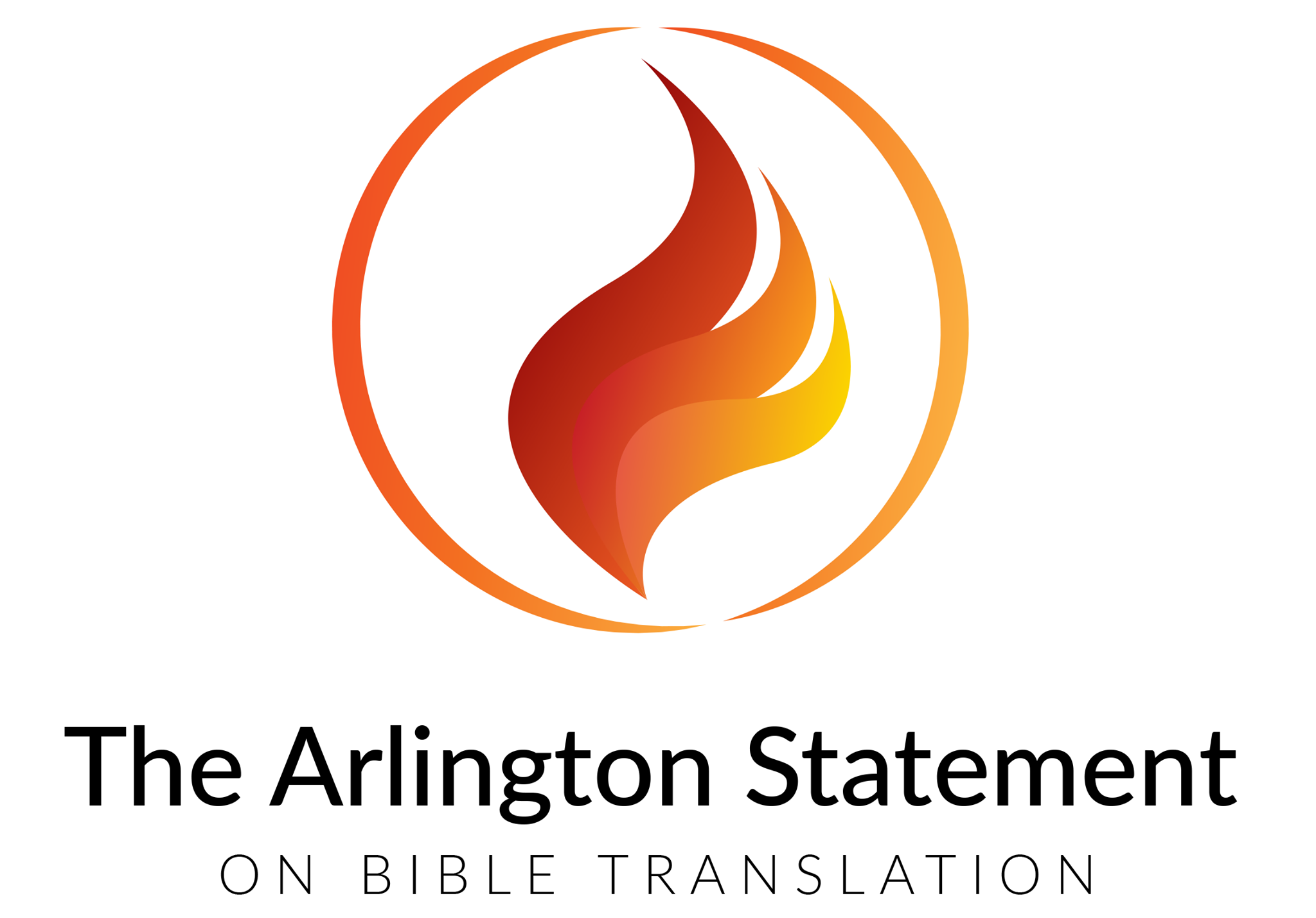 Bible Translators and  sign the Arlington Statement