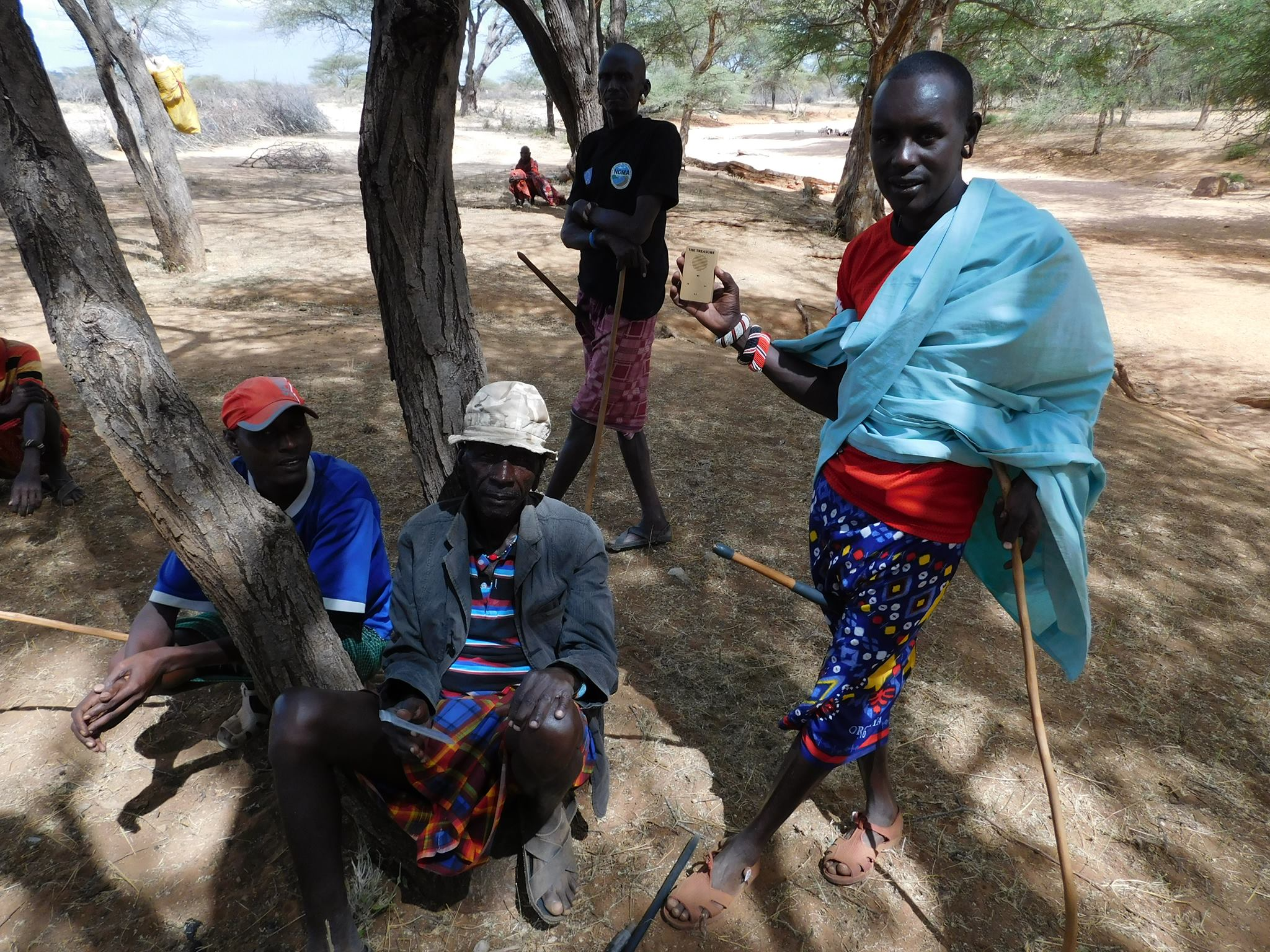 "World Mission taking water, audio Bibles into Kenyan ""No Man's Zone"""