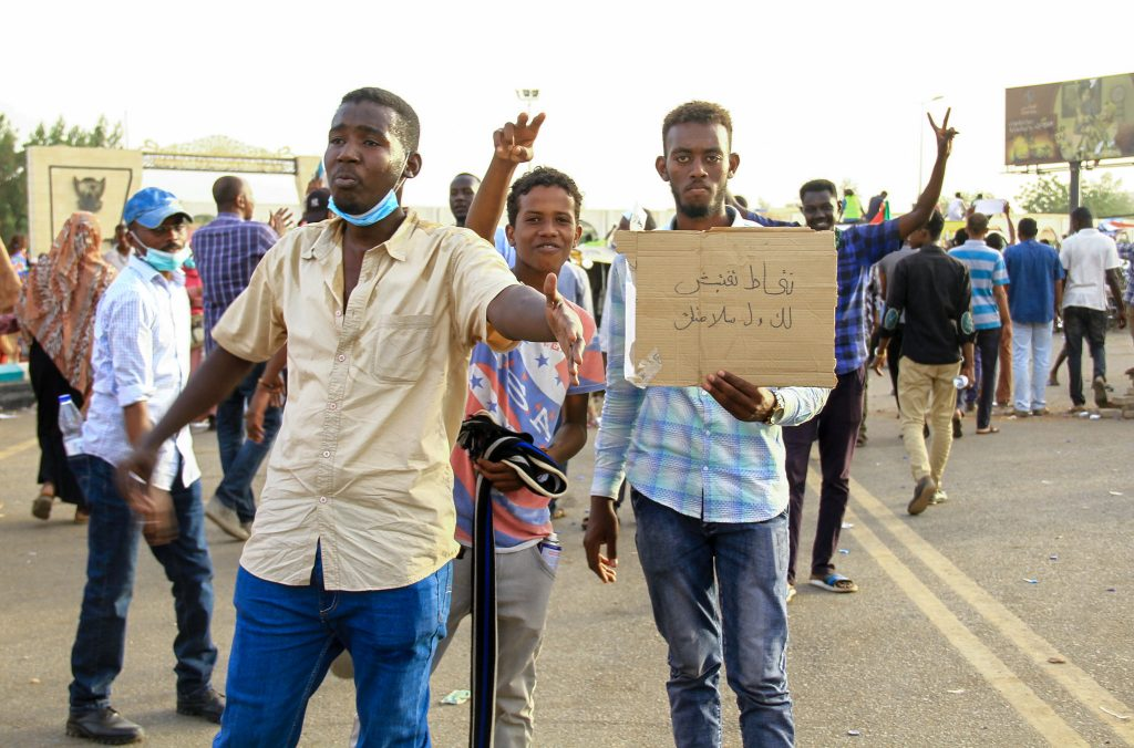 sudan, protests, april 2019