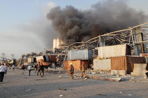 Horizons International brings hope and aid in wake of Beirut explosion