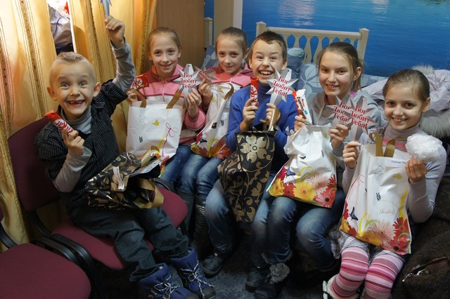 Immanuel's Child bringing Christmas hope to children in need