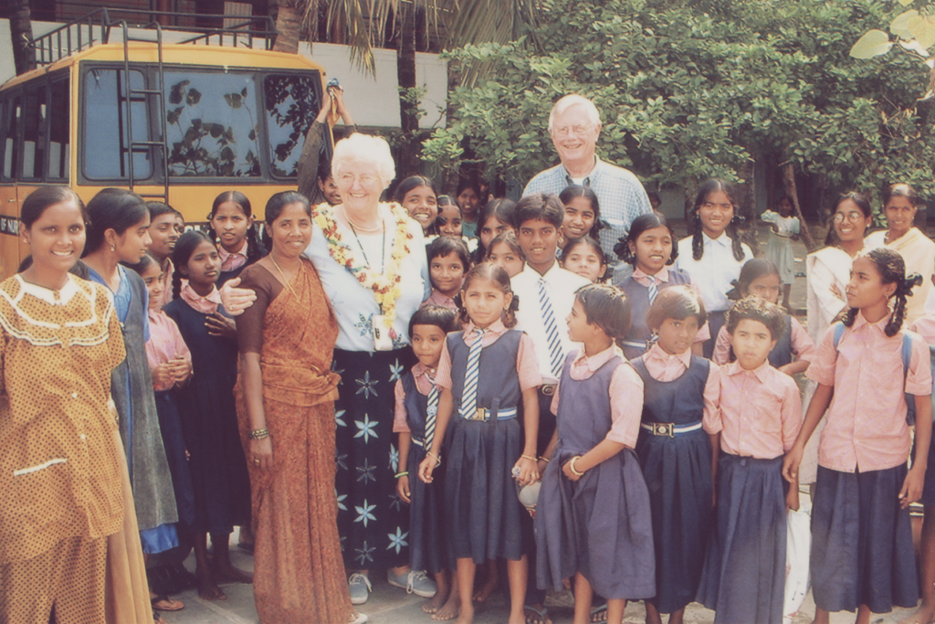 Mission India founder's passing leaves eternal legacy