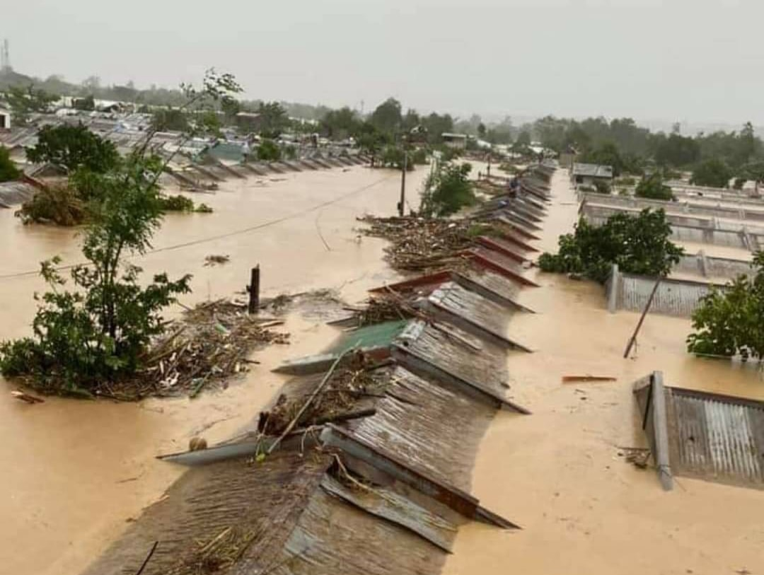 Typhoon Vamco Batters Philippines; Believers Need Help