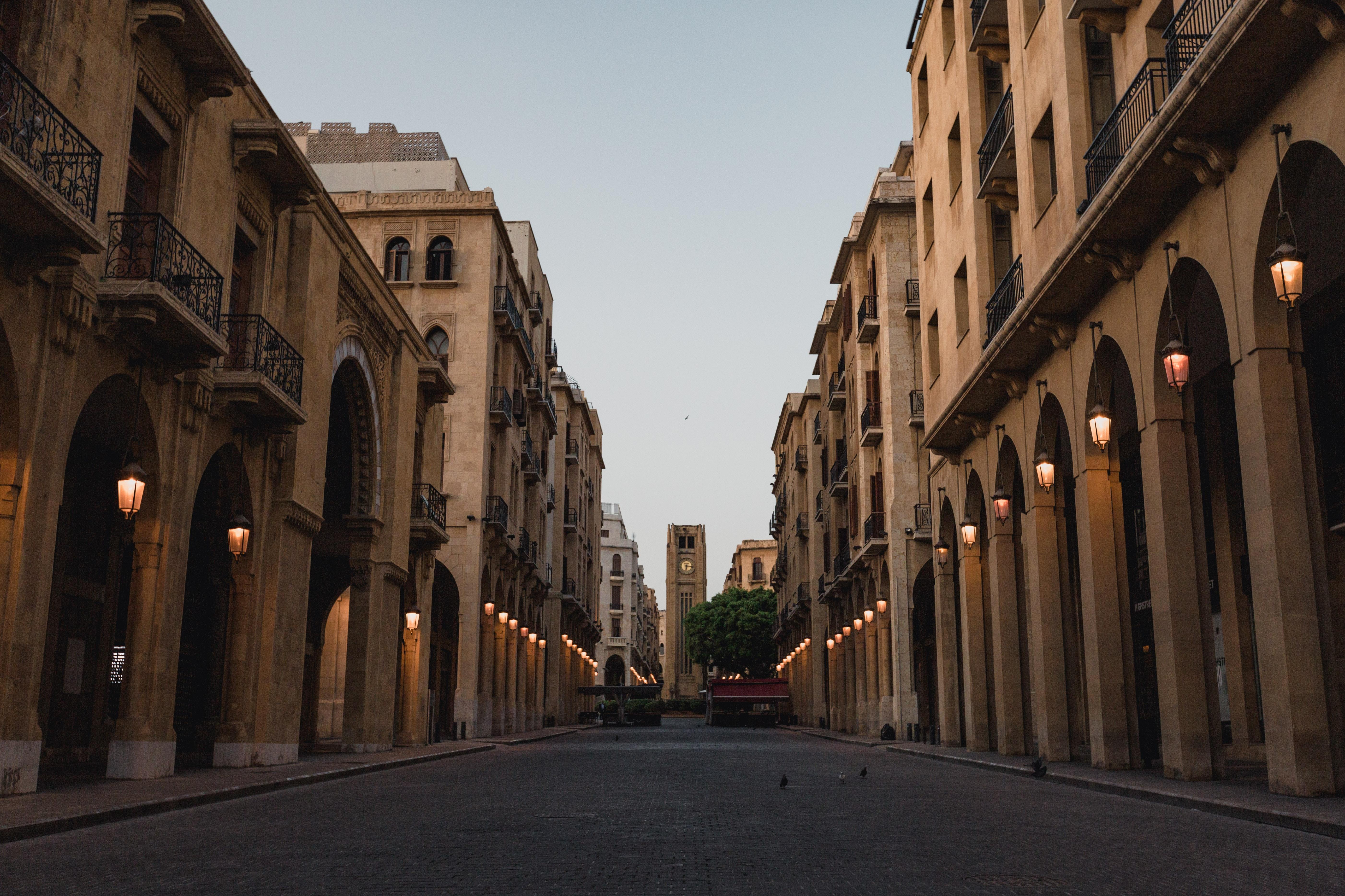 Beirut, Lebanon, unsplash