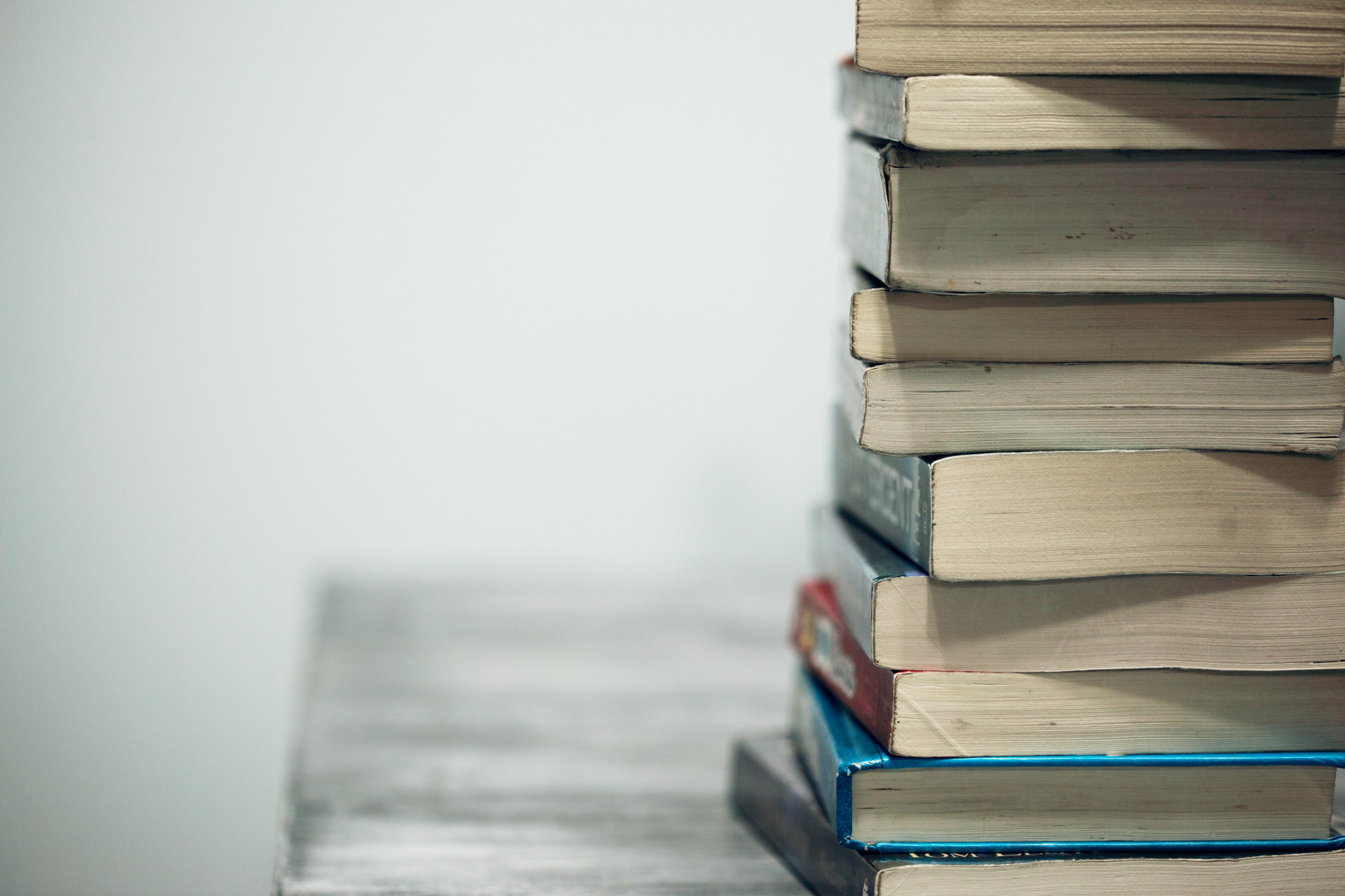 books, unsplash