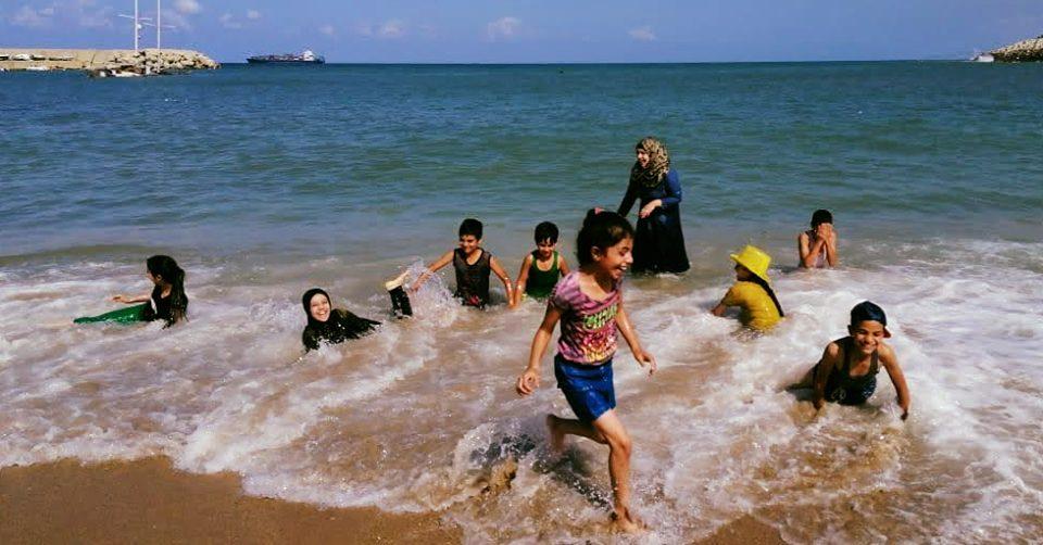 syrian refugee kids, children, lebanon