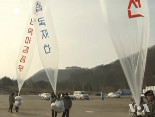 South Korea Officially Bans Balloon Launches Into North Korea