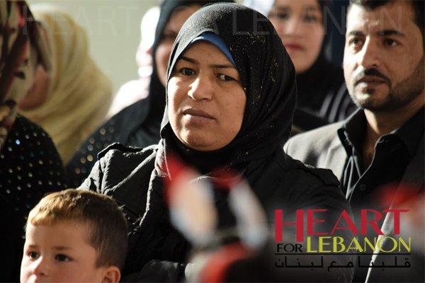 Miniyeh fire strands Syrian refugees; Lebanese believers respond