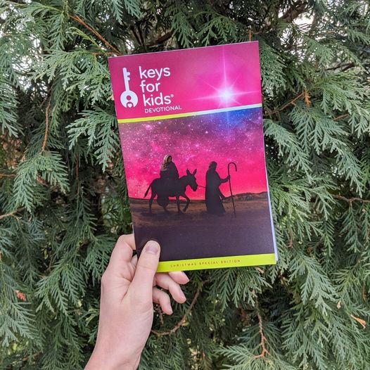 Keys For Kids Needs Funding, Devotionals for Children's Christmas Outreach in Russia, Ukraine