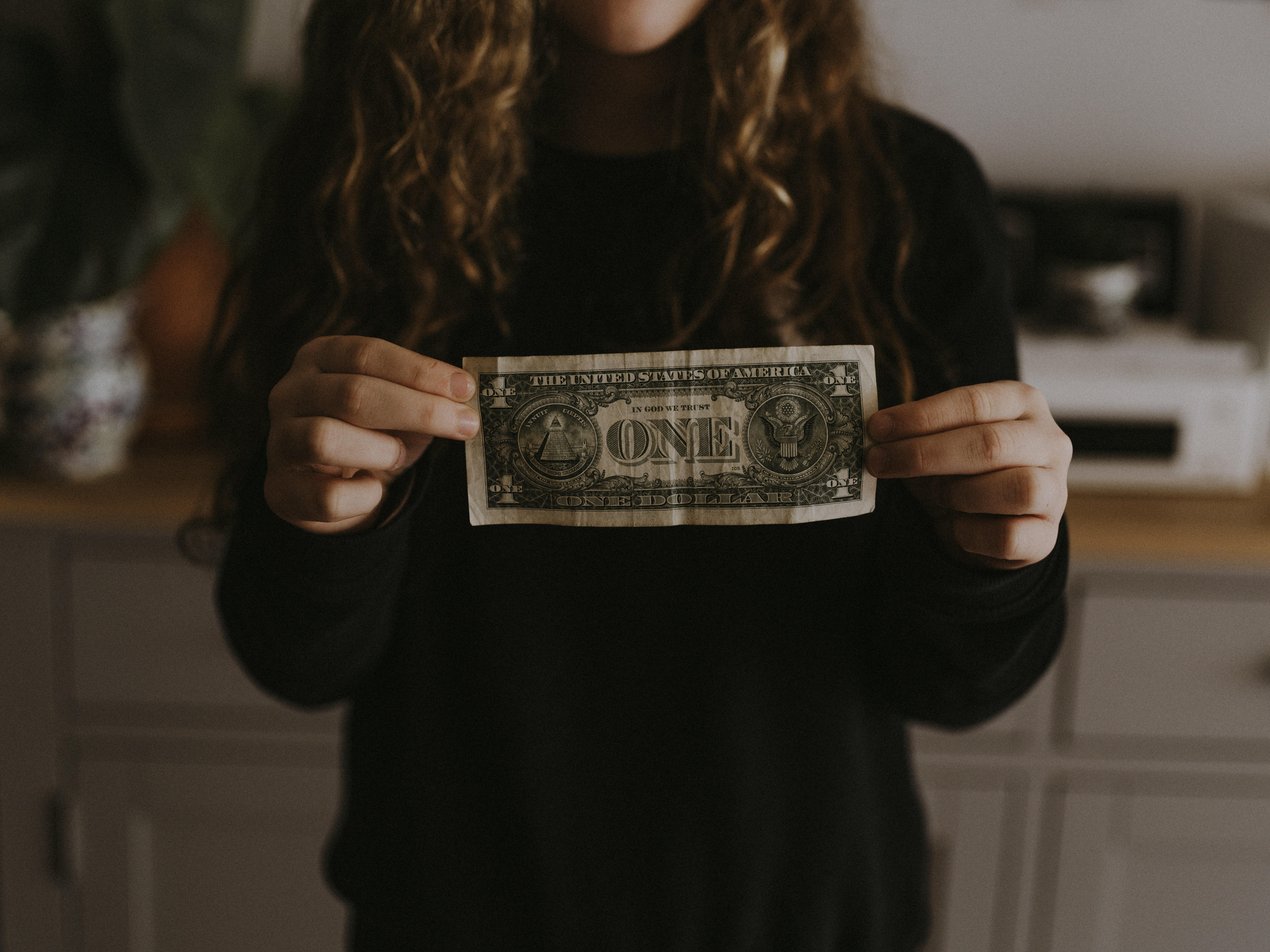 money, fundraising, World Missionary Press, unsplash