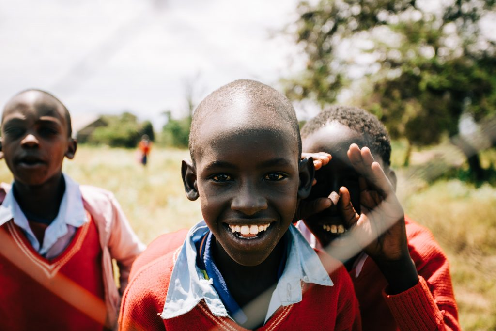 kids, kenya hope