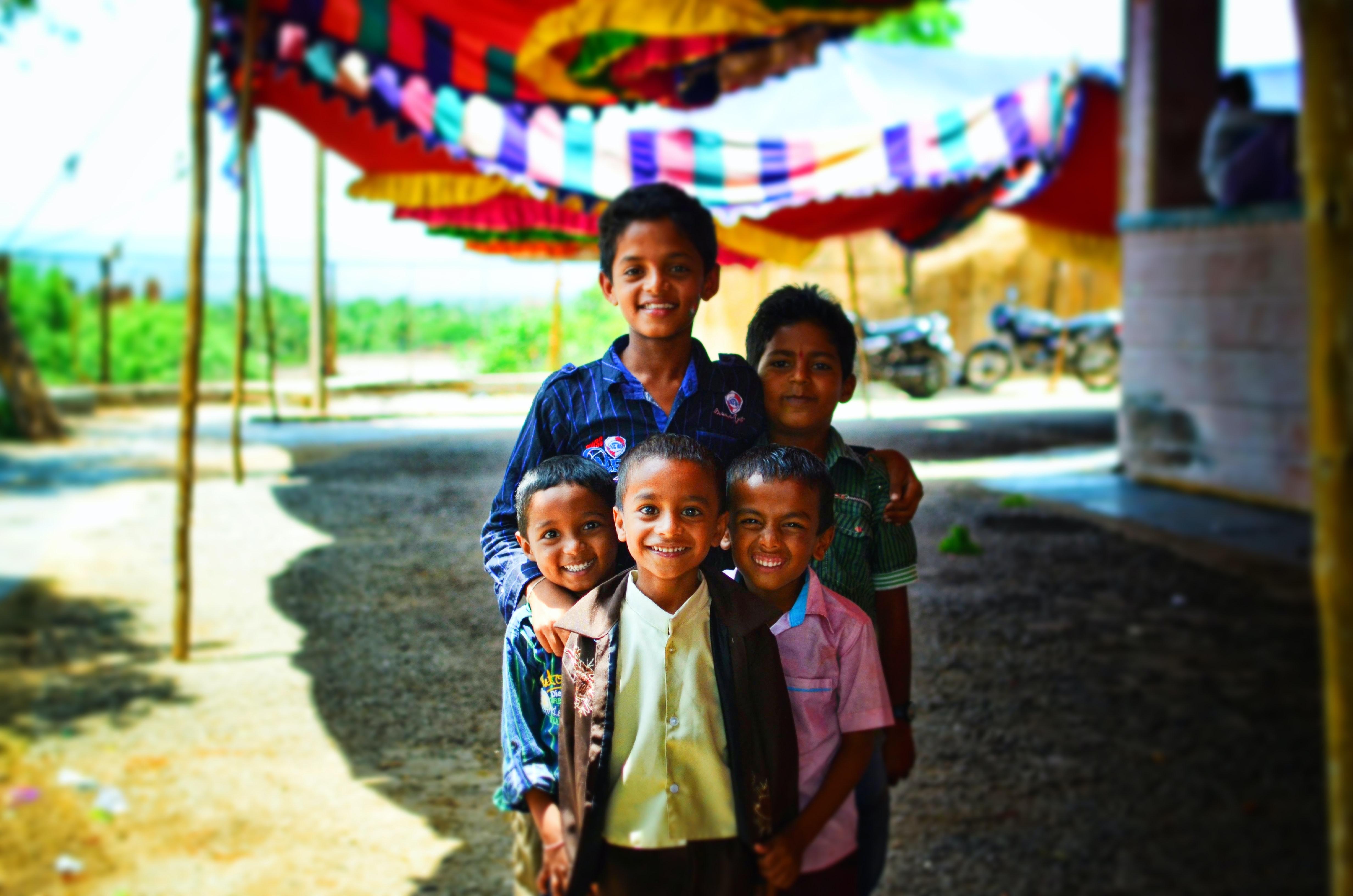 kids, Wycliffe USA, unsplash