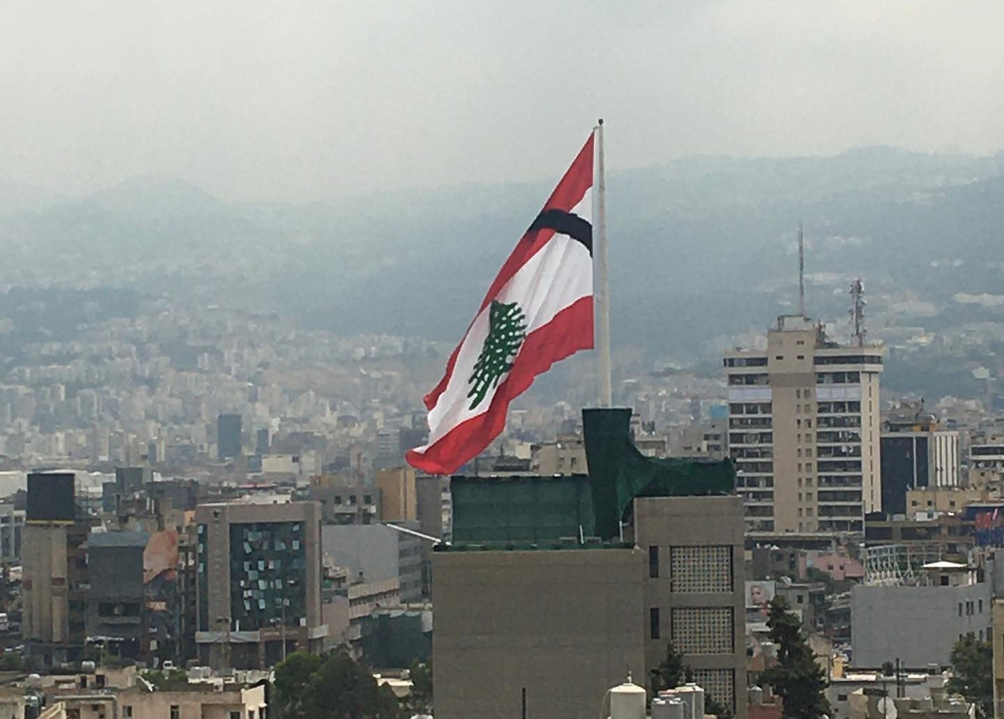 Triumphant Mercy Reminds Hopeless Lebanese that God Has Not Deserted them