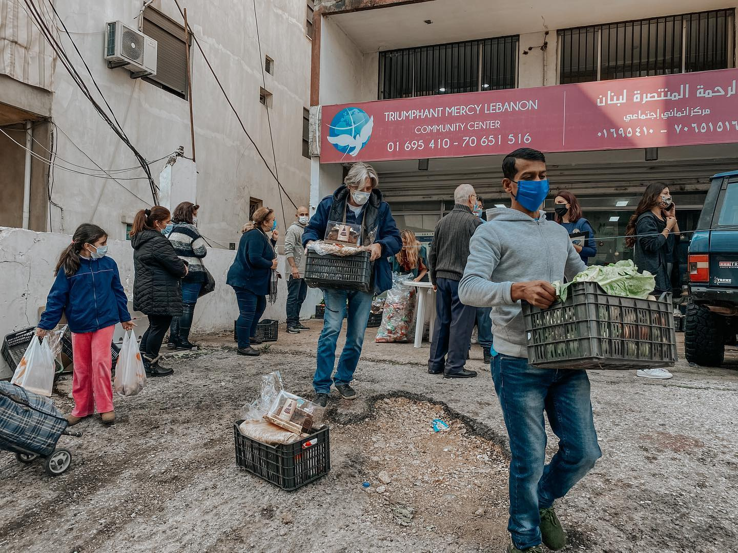 Lebanon Declares 24-hour Coronavirus Curfew; Triumphant Lebanon Staff Suffers Coronavirus Outbreak but Continues to Share the Gospel Digitall