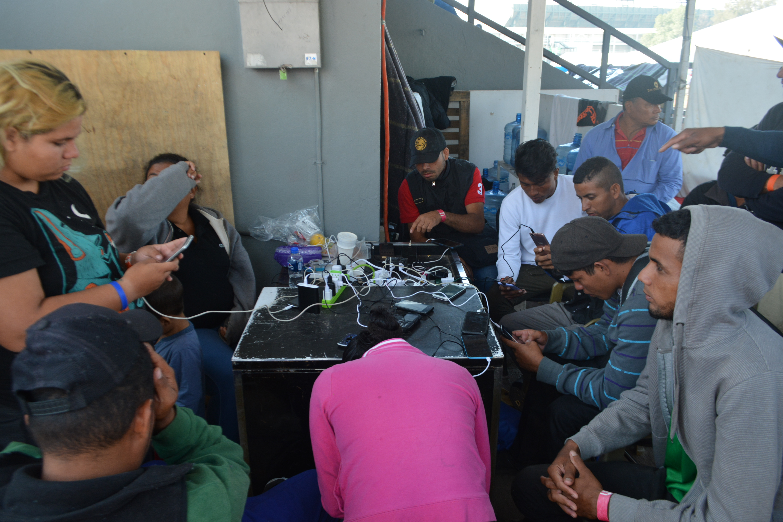 Migrants turned away in Guatemala