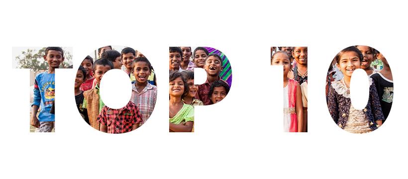 "Mission India Celebrates ""Top 10"" of 2020!"