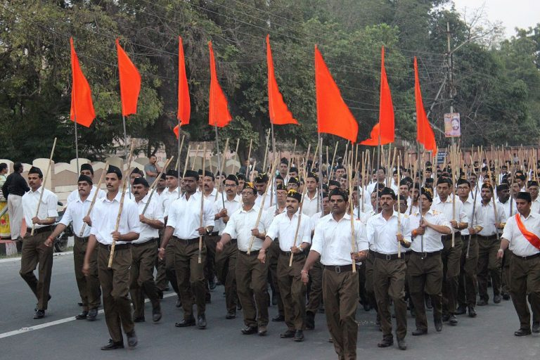 India's RSS Wants Christians, Muslims Out of  by December 31