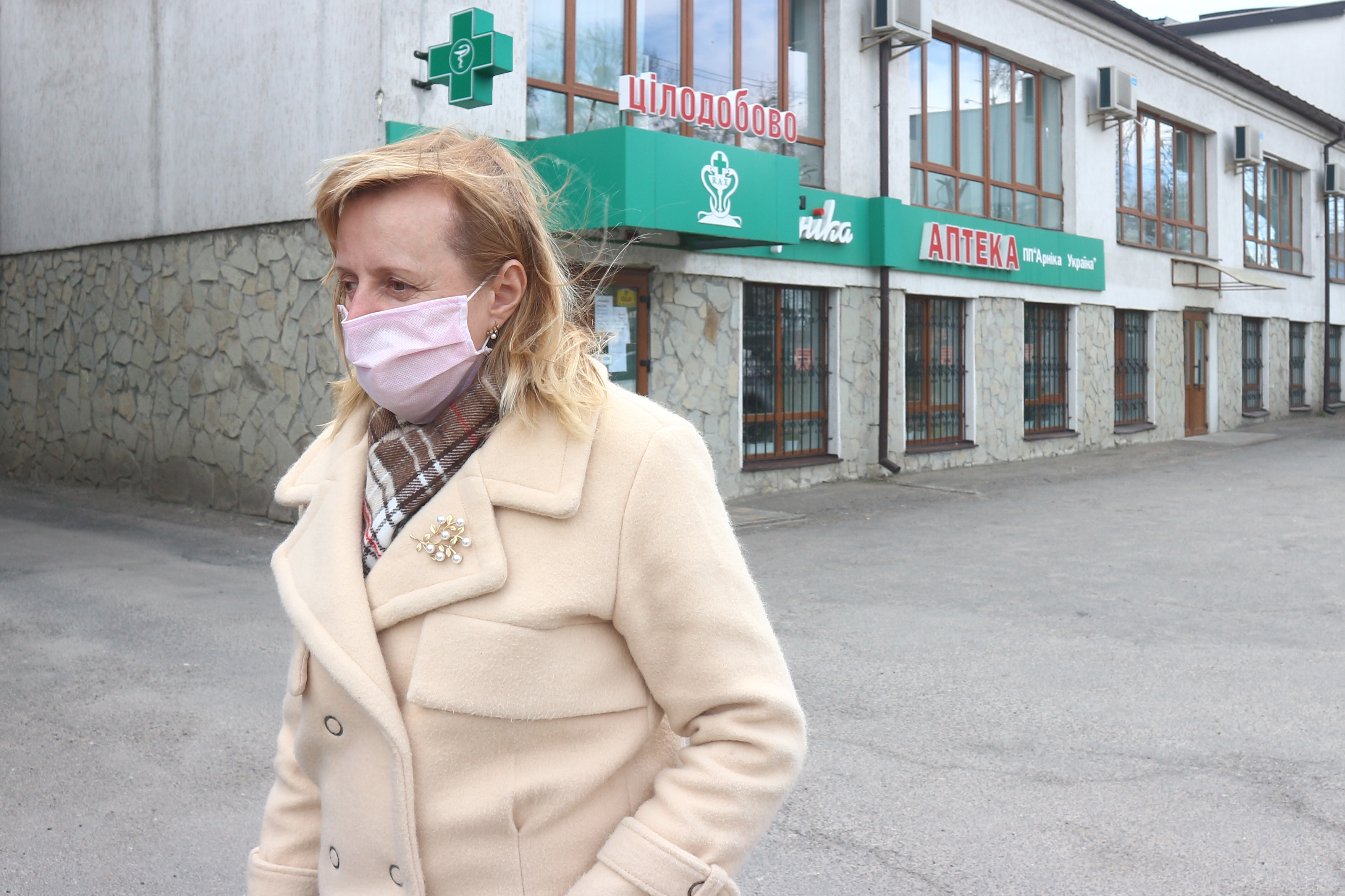 Ukrainian Christians struggle with COVID-19
