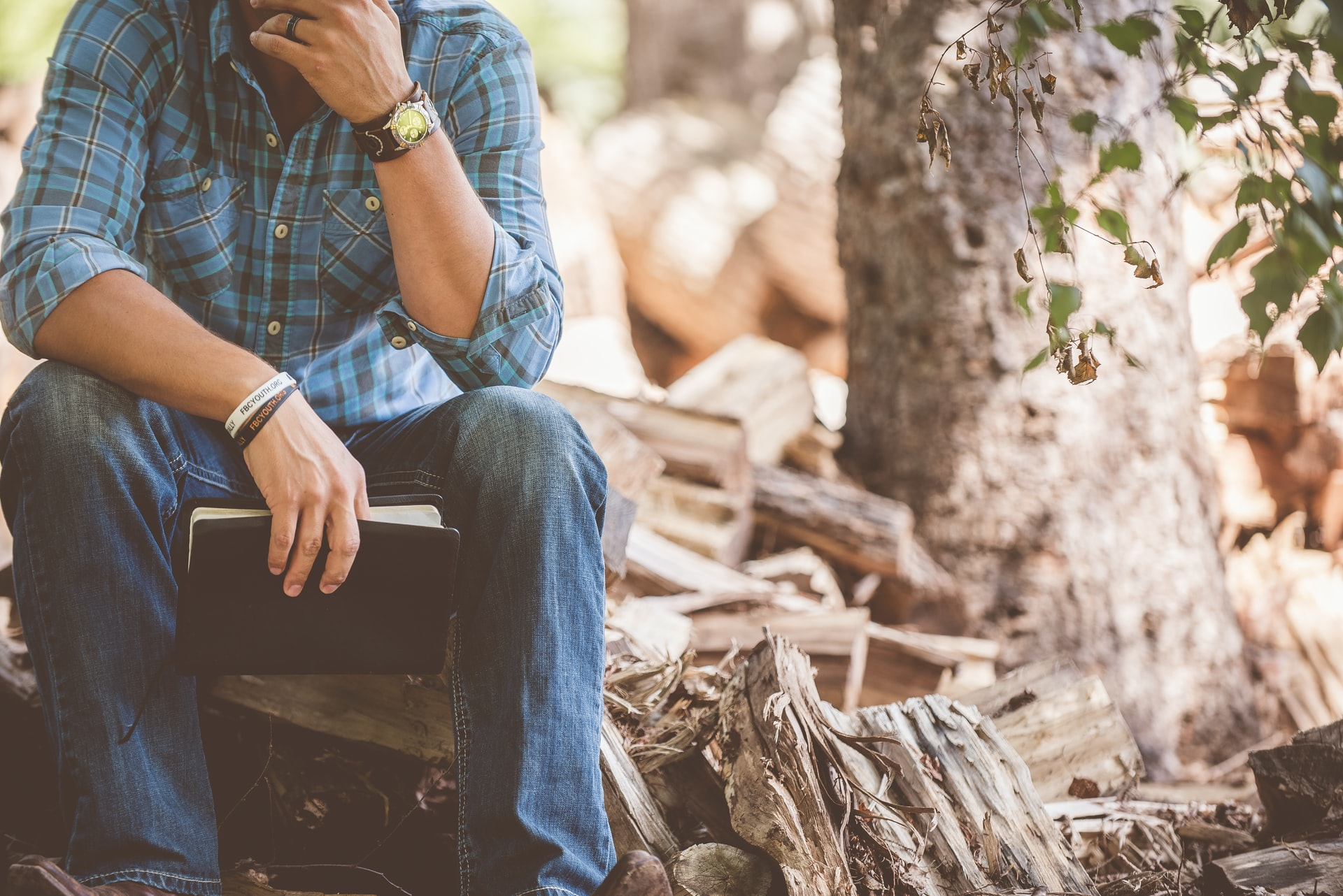 How to prioritize Christ amid chaos, confusion