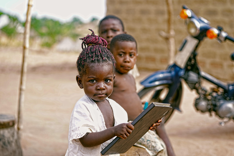 Nigeria, children, Mission Cry, Unsplash