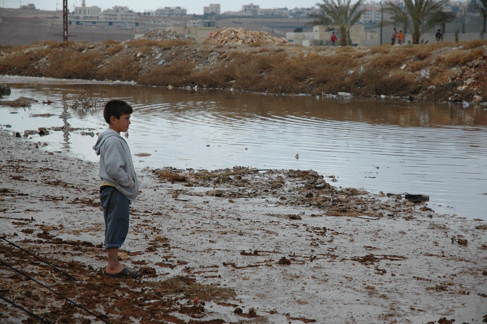 Syria flooding devastates refugees, believers deliver help and hope