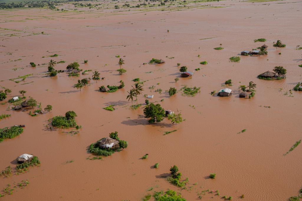 Cyclone Eloise kills 11 in Mozambique