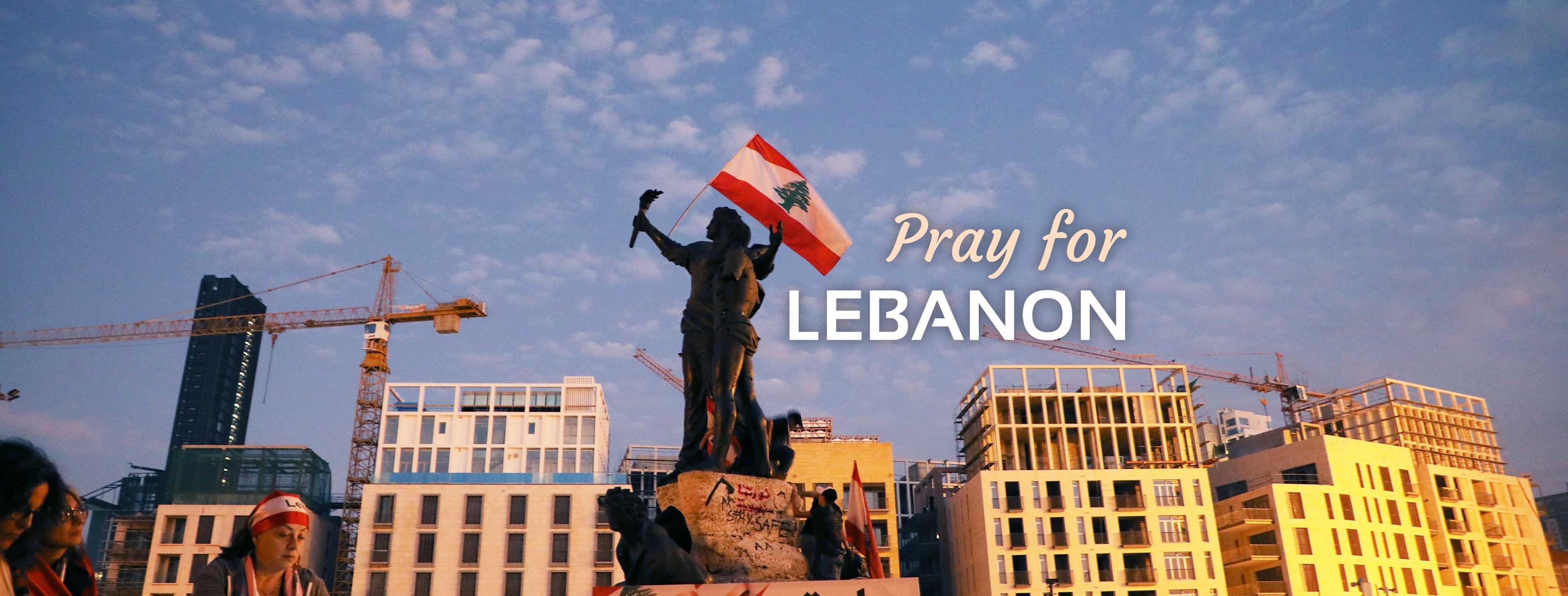 """""""God is shaking Lebanon like never before."""""""