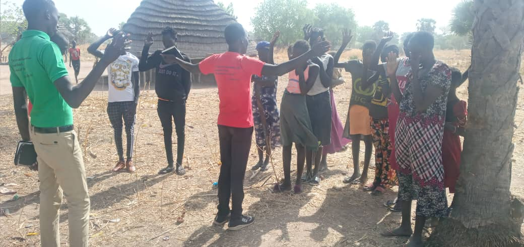 Massive outreach in South Sudan yields results; thousands turn to Christ