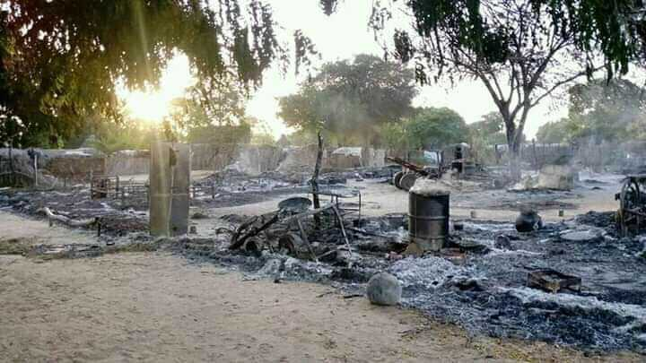 Darfur unrest displaces more Sudanese in one month than all of 2020