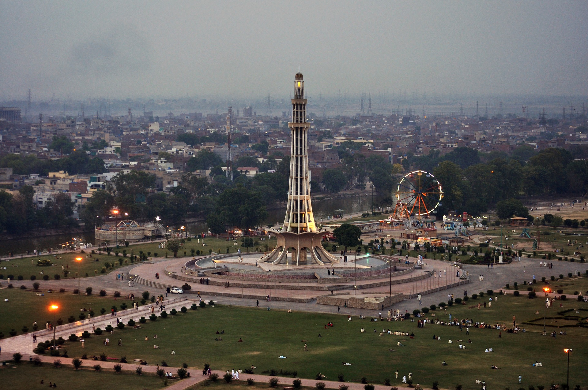 Pakistani Christians arrested for reading the Bible in a park