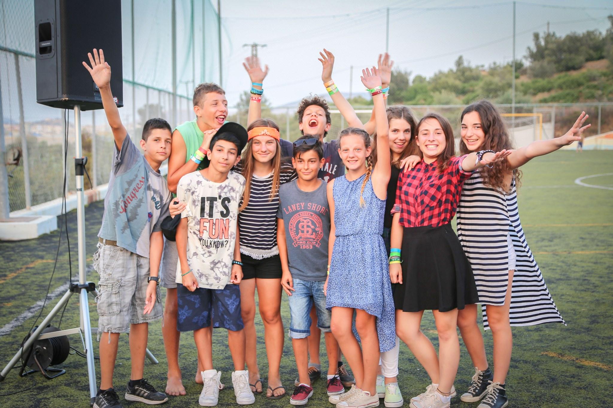 AMG serves displaced refugees in Greece