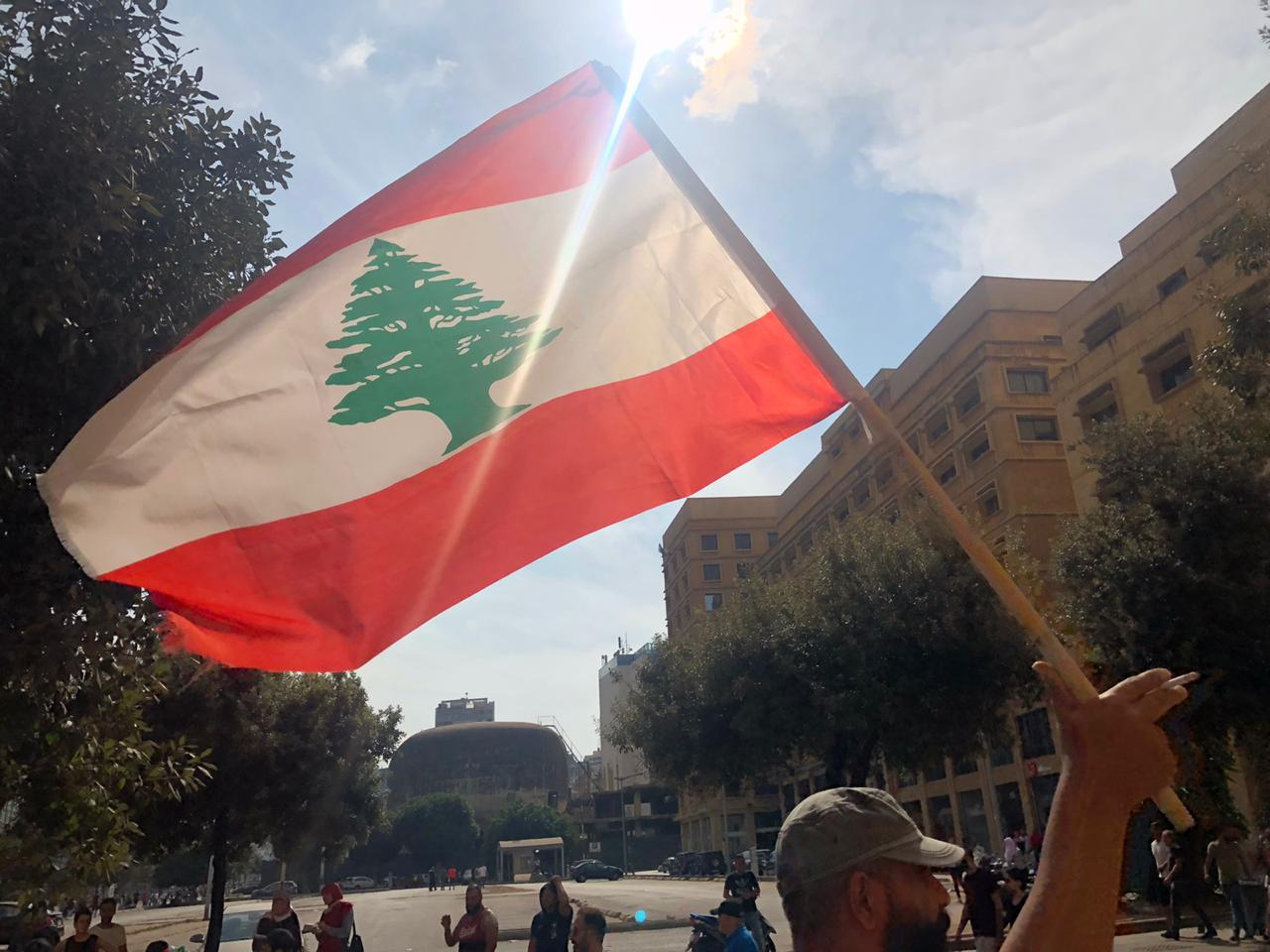 Protestors back in the streets as Lebanon nears collapse