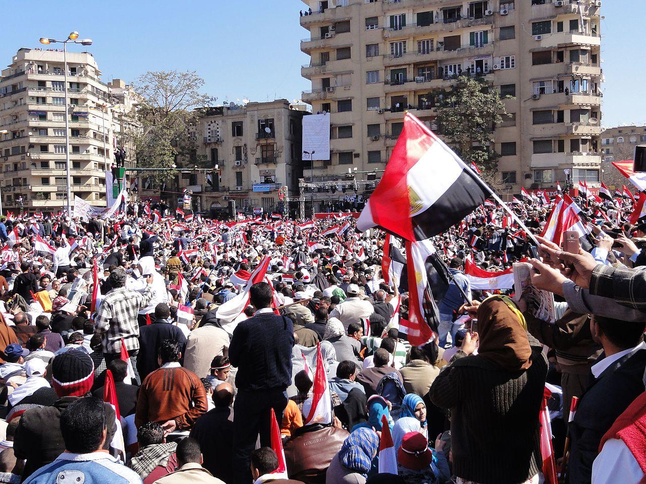 Arab Spring fallout in Egypt spurs spiritual change