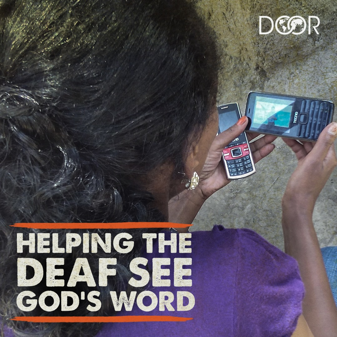 New Translation Initiative Increases Bible Access for Deaf Christians