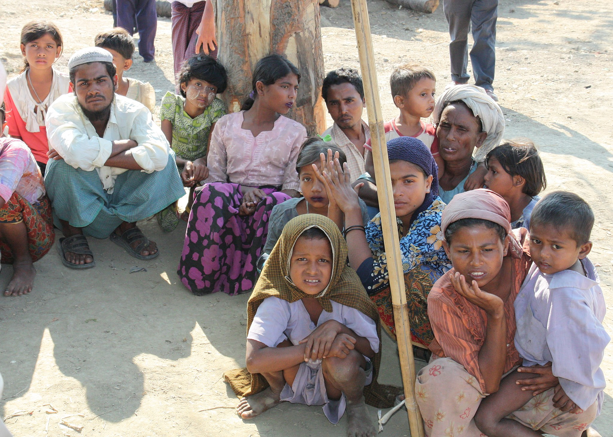 Rohingya face new challenges