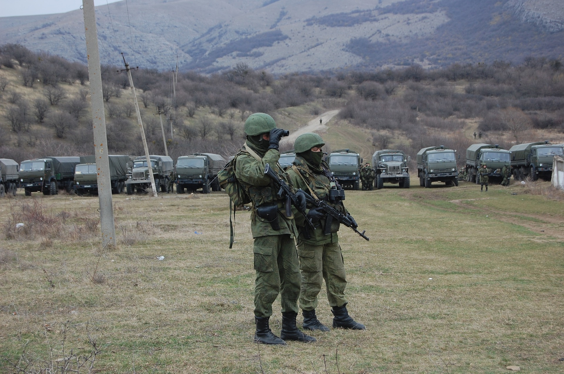 Russia annexed Crimea 7 years ago today