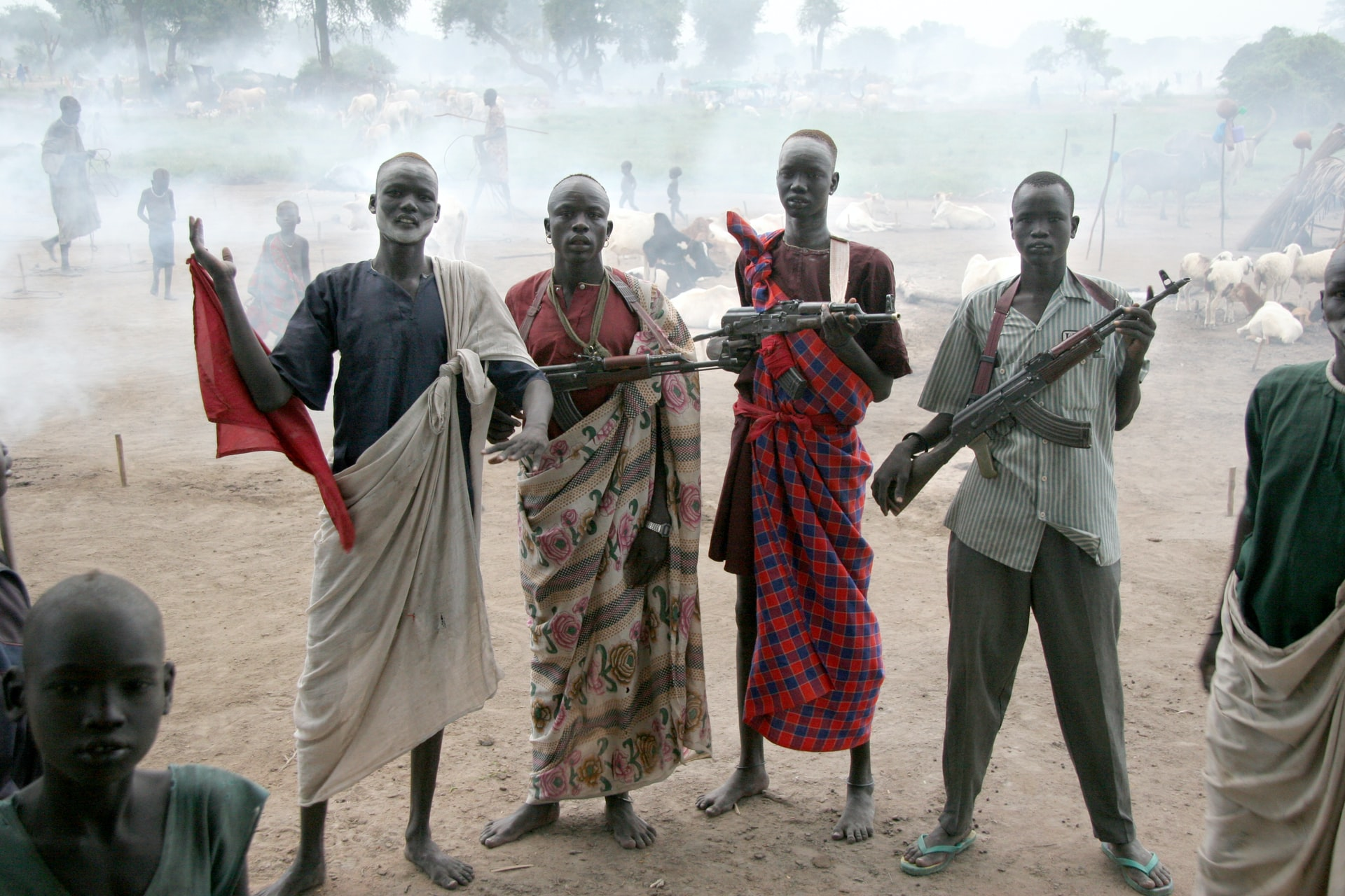 Mission Cry delivers hope to South Sudan
