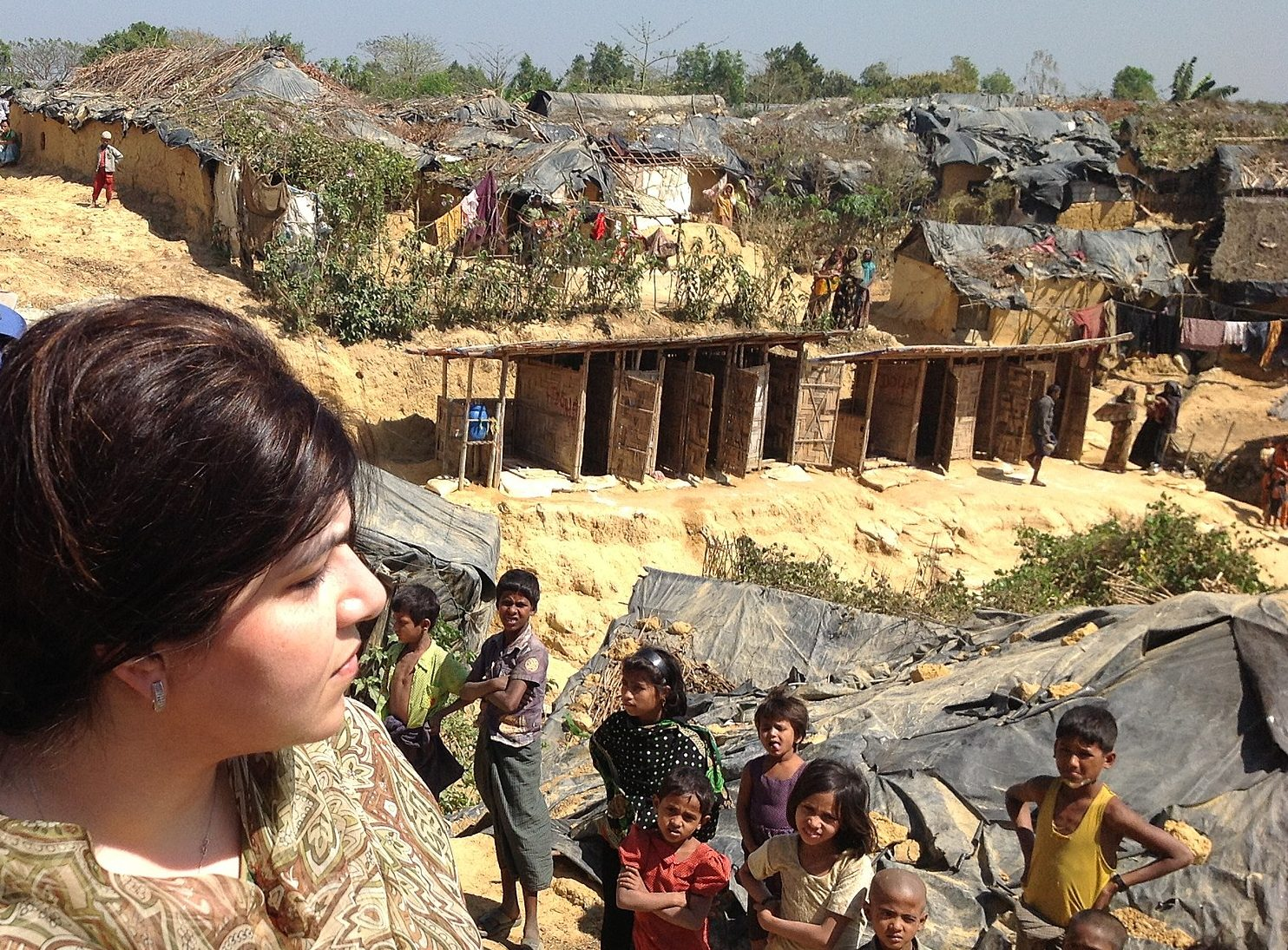 Destructive fire could send more Rohingya to Bhasan Char