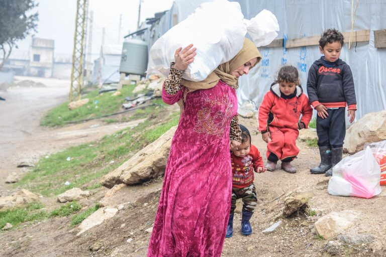 UN Fundrasing Failures Strain NGOs Caring for Syrian Refugees